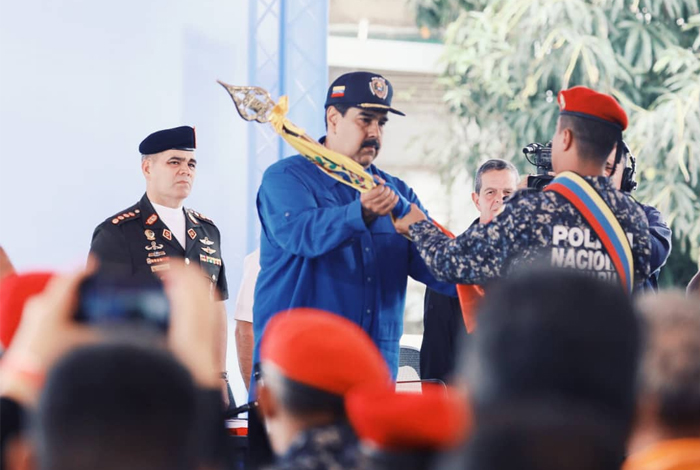 Maduro anuncia la