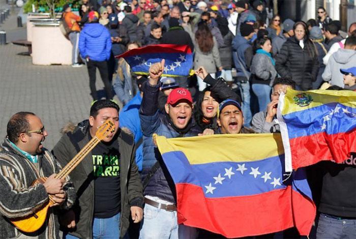 El 90% de los chilenos prefiere contratar a extranjeros venezolanos