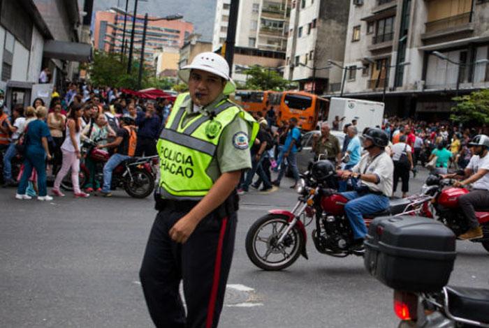 Apagón general afecta la ciudad de Caracas