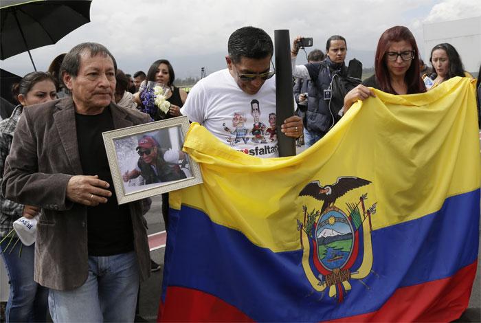 Hallan en Tumaco cuerpos que pertenecerían a pareja ecuatoriana secuestrada