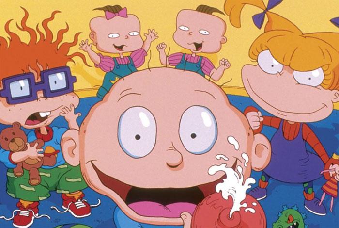 La icónica serie vuelve con un revival y película live-action — Rugrats