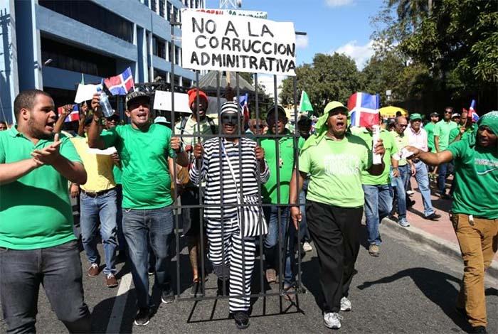 Marcharon en República Dominicana contra impunidad en caso