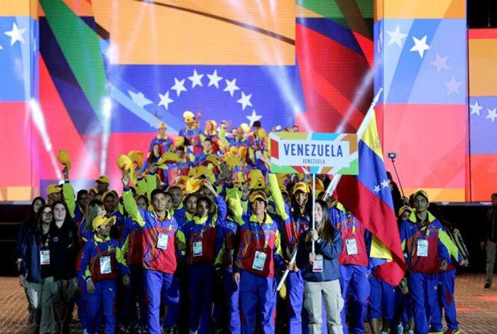 Venezuela Dira Presente En Los Juegos Olimpicos De La Juventud