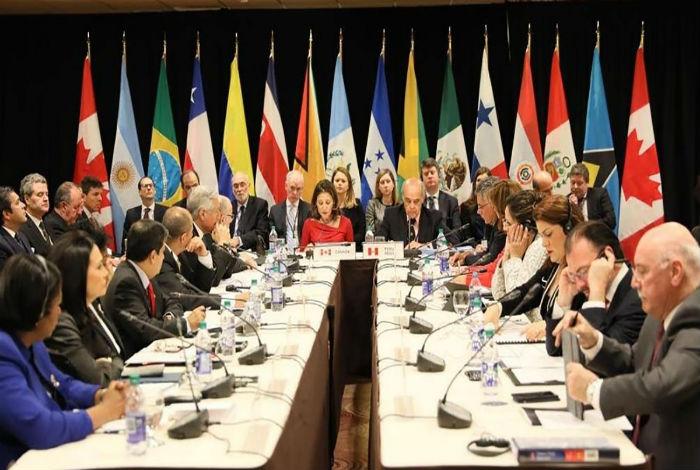 Grupo de Lima no reconoce nuevo mandato de Maduro en Venezuela
