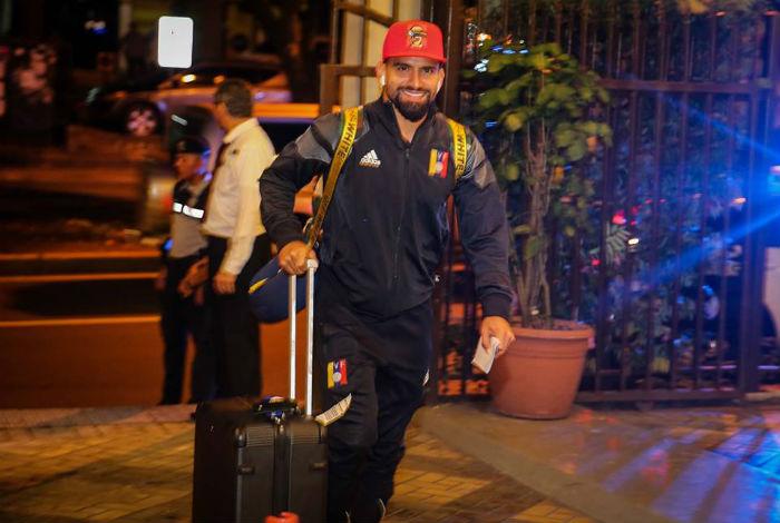Venezuela vence a Panamá en amistoso con doblete de Salomón Rondón