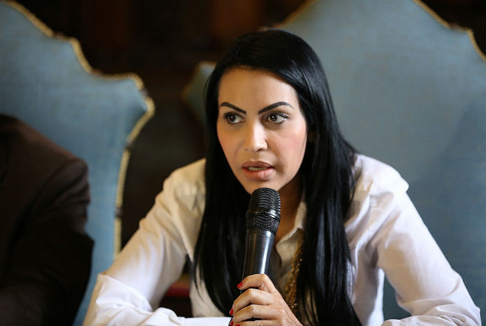 Delsa Solórzano oficializó renuncia a UNT