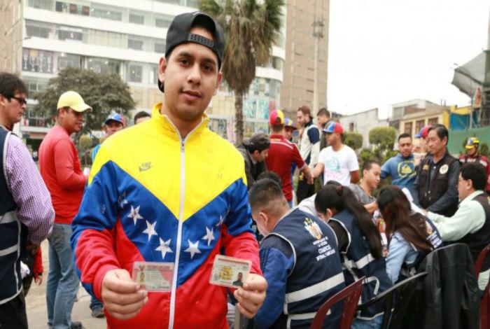 Grupo en situación vulnerable regresará a su país — Venezolanos en Lima