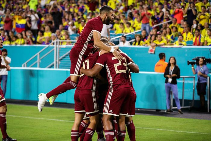 La Vinotinto tiene sus 24 convocados para la próxima fecha FIFA