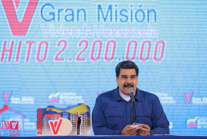 Maduro sobre Duque: