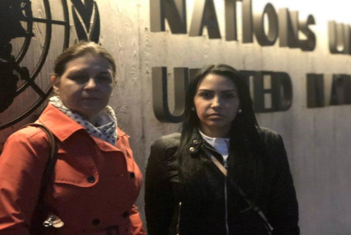 Solórzano: Entregamos a la ONU informe sobre Fernando Albán y Juan Requesens #12Oct