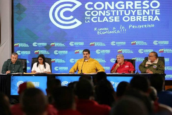 Maduro a Iván Duque: Estamos obligados a hablar y buscar soluciones #11Oct