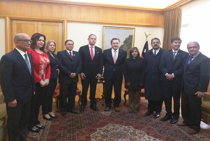 Almagro: Respaldamos solicitud de captura del TSJ legítimo contra Nicolás Maduro #19Nov
