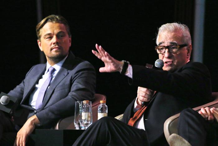 Martin Scorsese y DiCaprio anuncian que rodarán