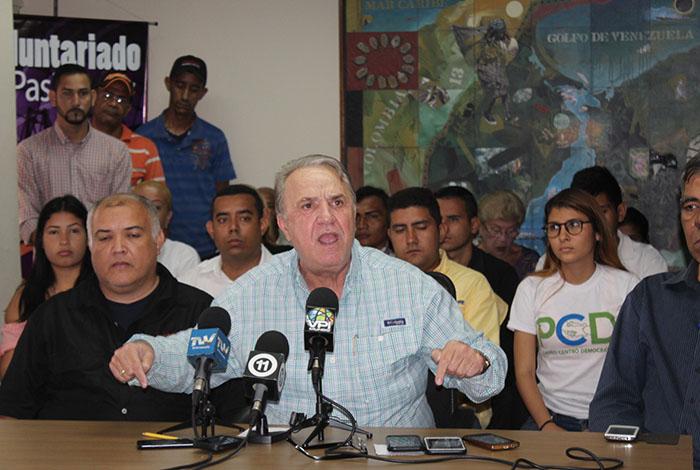 Carlos Alaimo denuncia la presencia de guerrilleros y paramilitares en la política zuliana #11Oct