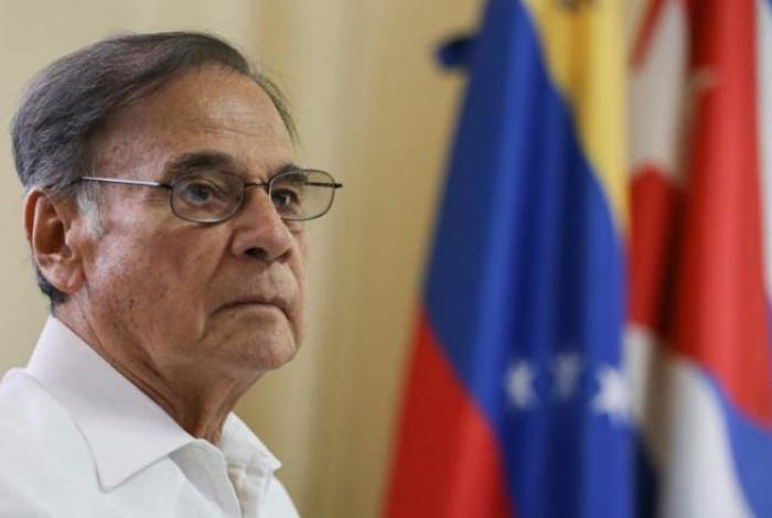 Falleció en La Habana Alí Rodríguez Araque