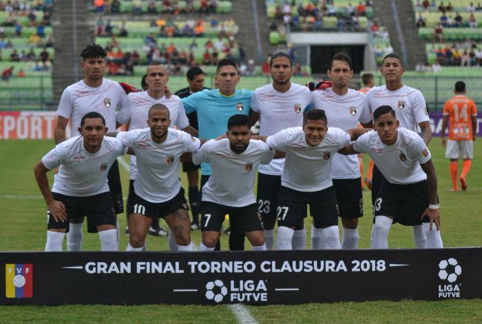Lara campeón del Torneo Clausura