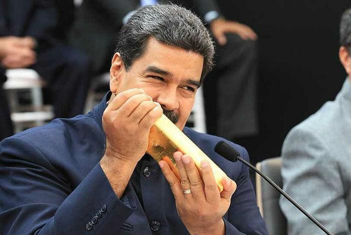 Venezuela seguirá vendiendo oro pese a sanciones: Maduro