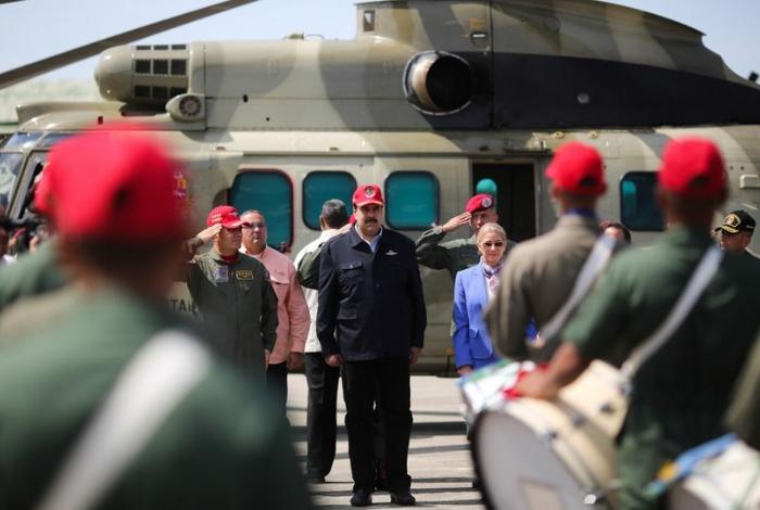 Maduro destacó papel de la Aviación Militar Bolivariana elsiglocomve