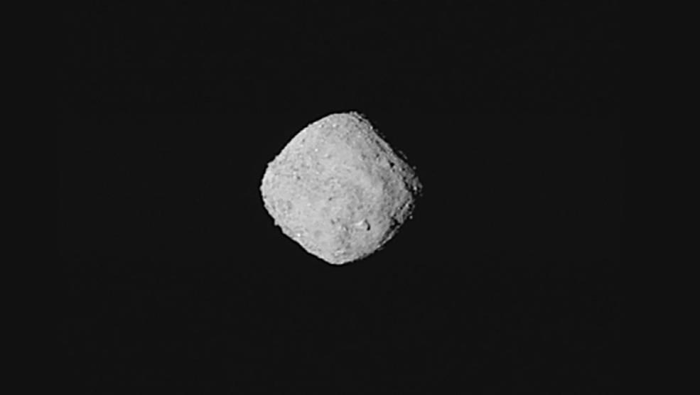 Explorando al asteroide más amenazante — Osiris-Rex