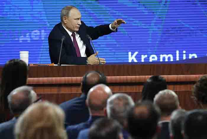 Putin pidió no subestimar los riesgos de una guerra nuclear