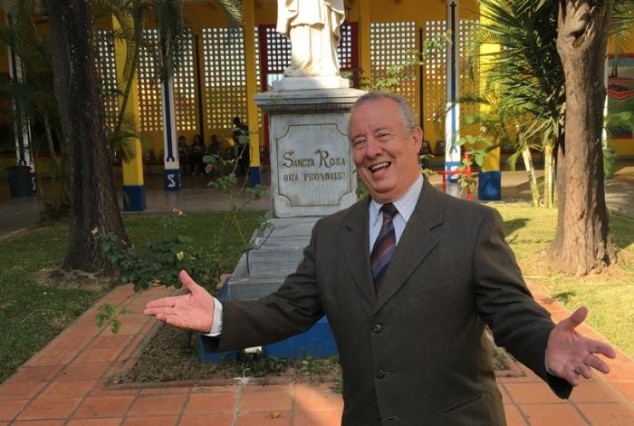 Falleció el periodista José Visconti