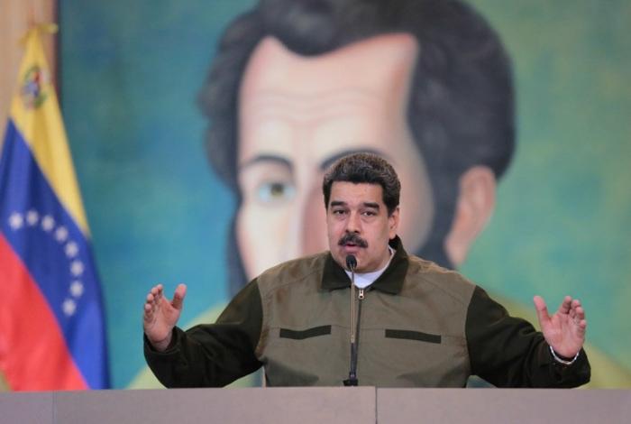 Nicolás Maduro a Guaidó: Parece un muchachito. Lo que hizo es un show para jugar a la desestabilización #11Ene