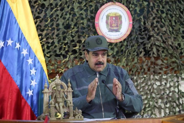 Plan de la Patria contempla el fortalecimiento del poder militar — Maduro