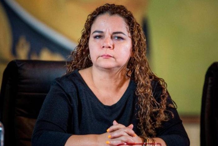 Ministra Varela amenazó con cárcel a Juan Guaidó