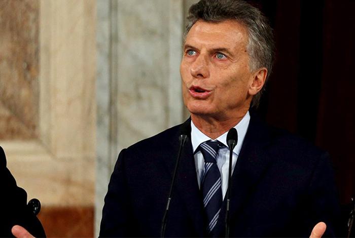 Argentina prepara sanciones contra funcionarios del gobierno de Maduro