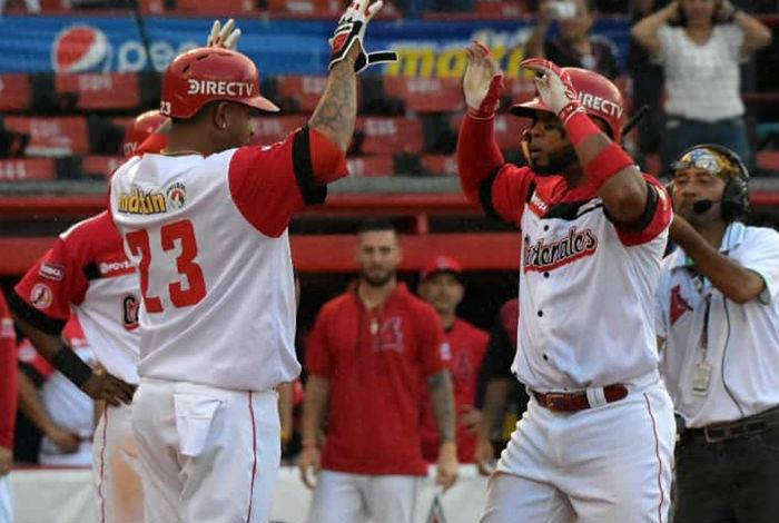 Cardenales de Lara dominan play offs del béisbol venezolano
