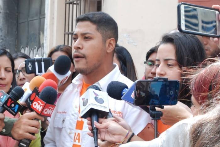 Voluntad Popular: Movimiento Juventudes respalda protesta convocada para este 11F