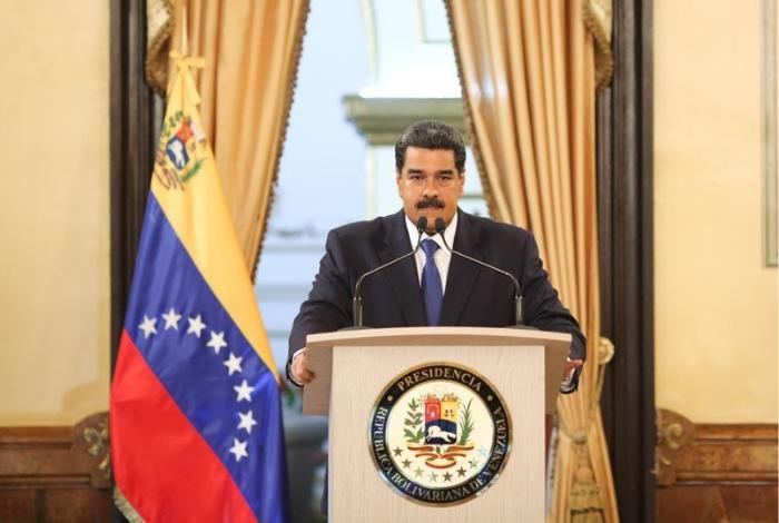 Maduro: La ayuda humanitaria