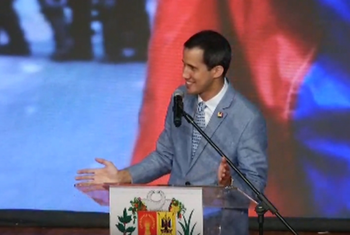 Guaidó reiteró invitación a marchar este 12 de febrero #11Feb