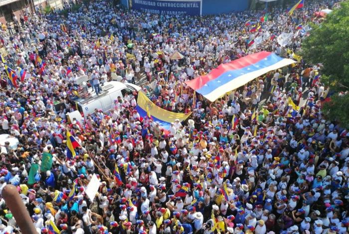 Activado Comando por la Libertad para tres marchas de mañana en Barquisimeto #15Nov - El Impulso