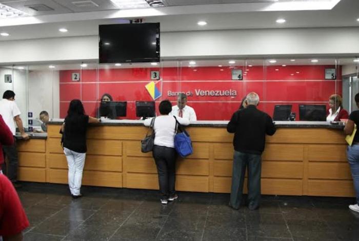 Diario: Banco de Venezuela activa taquillas de compra y venta de divisas
