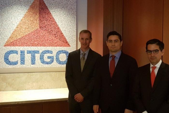 Carlos Vecchio visitó Citgo para constatar que la empresa pueda cumplir sus procesos #14Mar