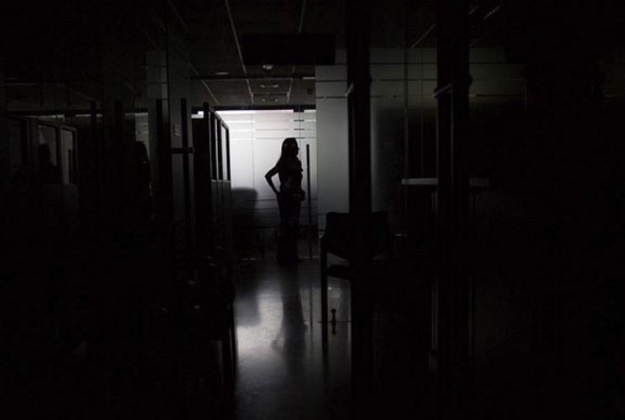 Silencio sobre cronograma de racionamiento el ctrico en for Cronograma de racionamiento de luz en aragua