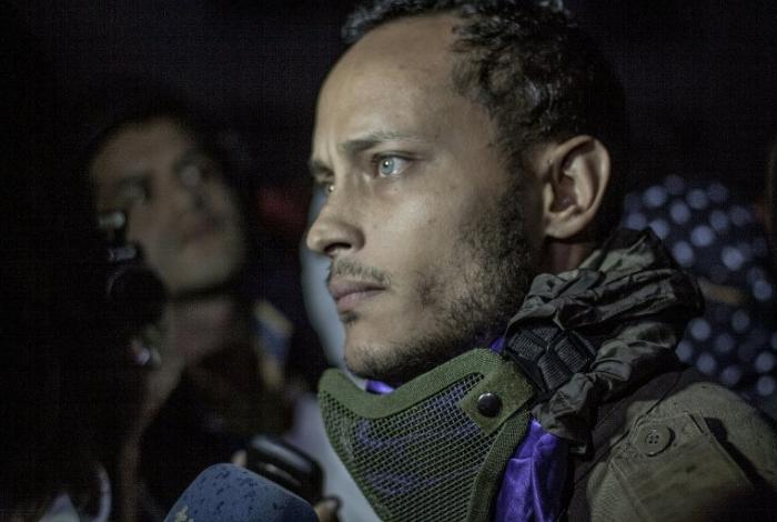Publican fuertes imágenes del cadáver del expolicía venezolano Óscar Pérez