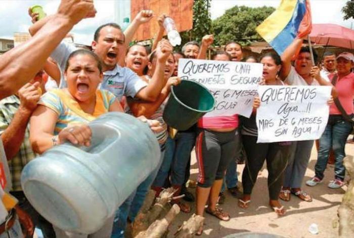 6.211 protestas y 51 fallecidos se registraron en Venezuela en el primer trimestre #15Abr
