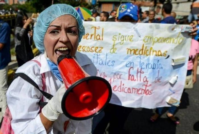 Ana Teresa Contreras: Jornadas de protesta a nivel nacional iniciaran enfermeras el 22 de abril #15Abr