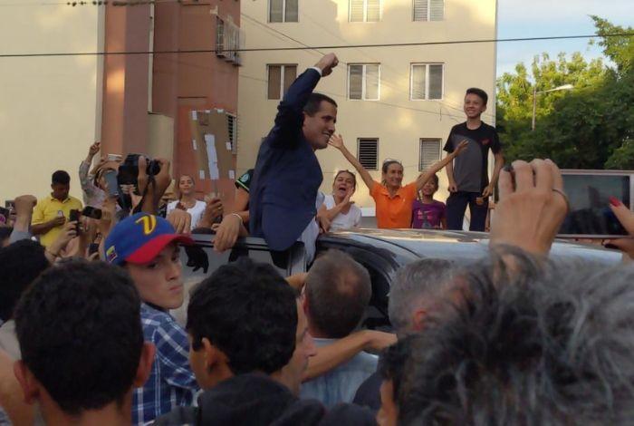 Guaidó desde Barquisimeto: Este domingo vamos a colmar las calles de fuerza ciudadana #24May