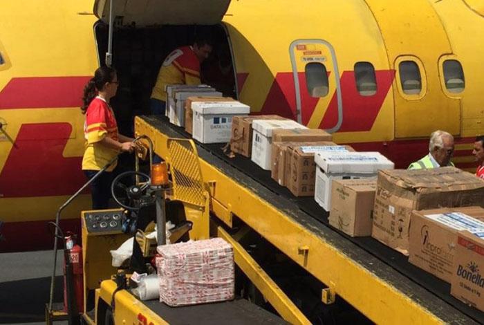 Comunicado: DHL suspende envió de cargas aérea o marítima hacia Venezuela #24May