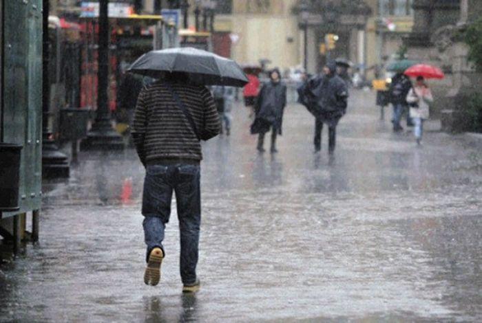 Comenzó el periodo de lluvias en Venezuela #24May