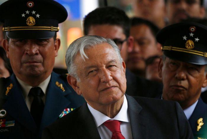 México aprobó leyes de actuación de la Guardia Nacional #24May