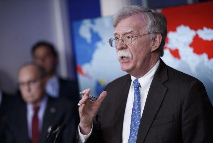 John Bolton: La Guardia Costera vigila a Venezuela #24May