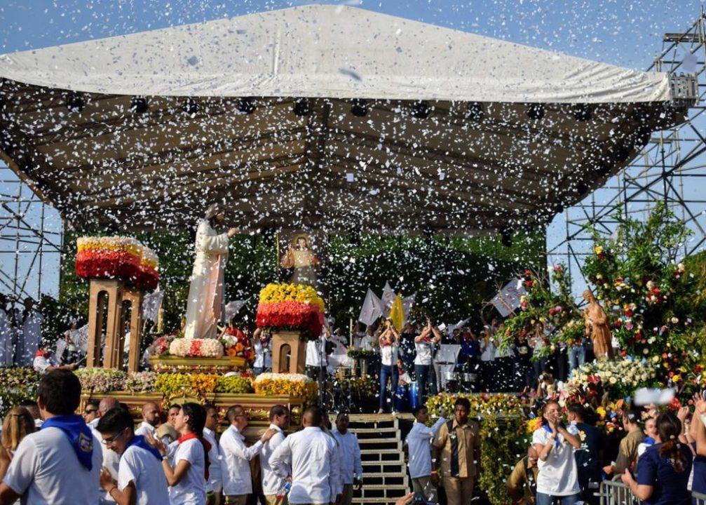 #Galería La virgen de Betania: La segunda procesión más multitudinaria de Venezuela #24May
