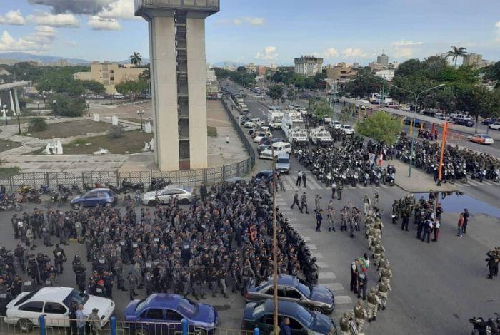 #Galería: Nerviosismo genera Operativo de Seguridad Ciudadana en Barquisimeto #15Nov - El Impulso