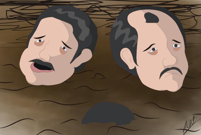 #OPINIÓN Con voz propia: Maduro y Ortega con barbas en remojo #15Nov - El Impulso