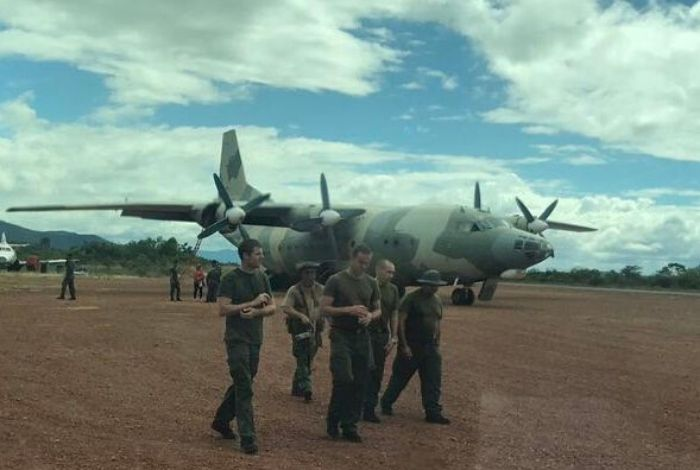 Confirman la llegada a Venezuela de contingente de militares rusos