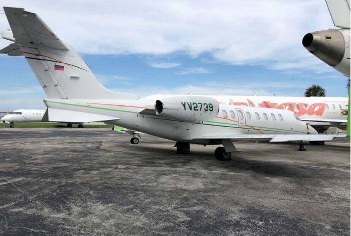 EEUU sanciona a 15 aeronaves bajo propiedad de PDVSA en Venezuela